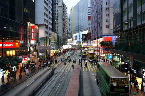 Causeway Bay and Mongkok 01