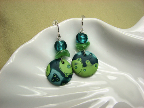 New earrings