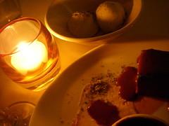 Chocolate Candy Bar & Pistachio Ice Cream, Ilili