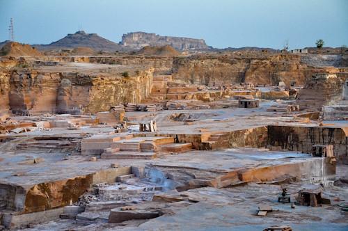 Sandstone mine (jodhpur)