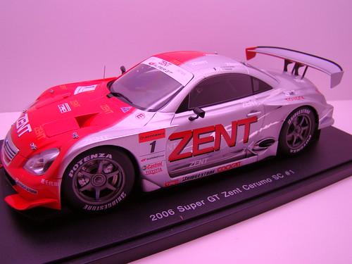 Auto Art ZENT SC430 (2)