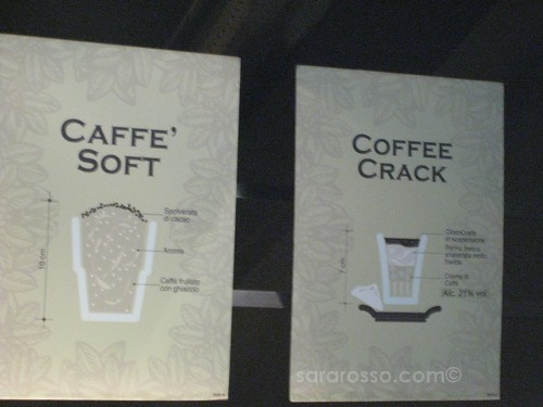 Coffee Crack - the diagram of a winner