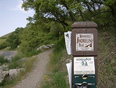 Official Trailhead for BST City Creek Segment to Bountiful