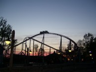 Cedar Point - Maverick Sunset