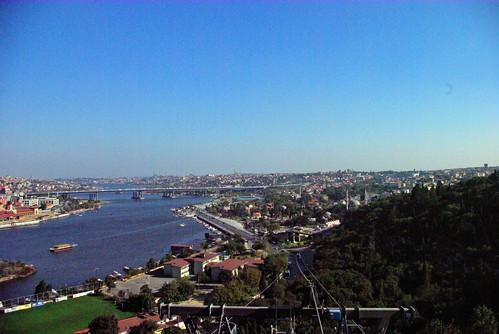Golden Horn, Halic, Istanbul, Pentax K10d