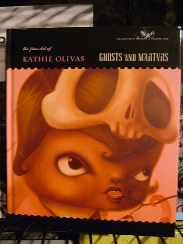 GHosts and Martyrs - Kathie Olivas Brandt Peters