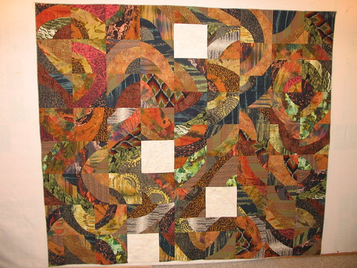 Kendras global warming quilt