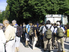 Japanese Scouts Visit (Post-Jamboree Home Hospitality)