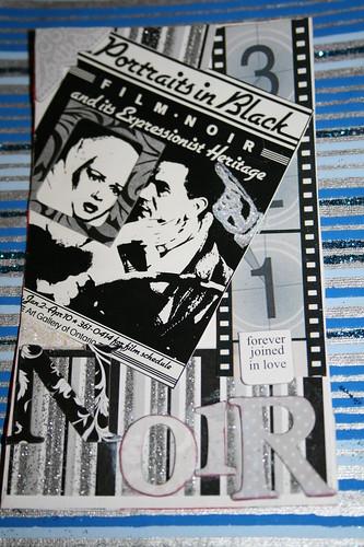 Skinny-ad in your art-Film Noir n/a