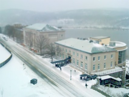 West Point in Winter 1