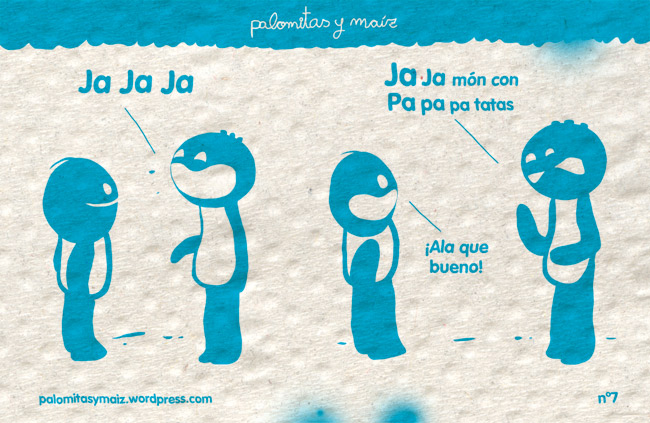 Ja! Palomitas y Maiz
