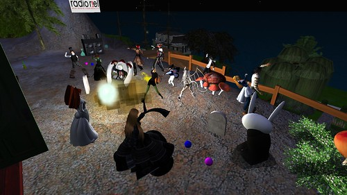 Caledon Friday 13th Party