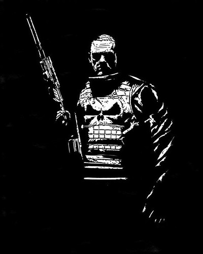 richard-serrao-punisher-warzone-2-pen-and-ink