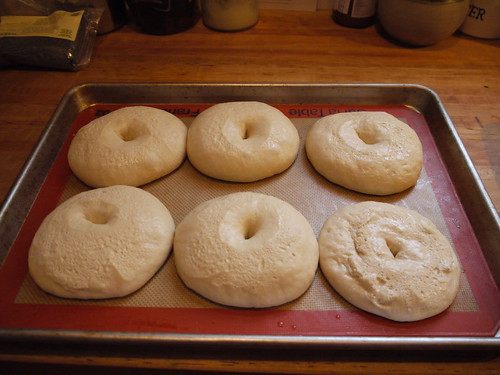Bagels - After Fridge