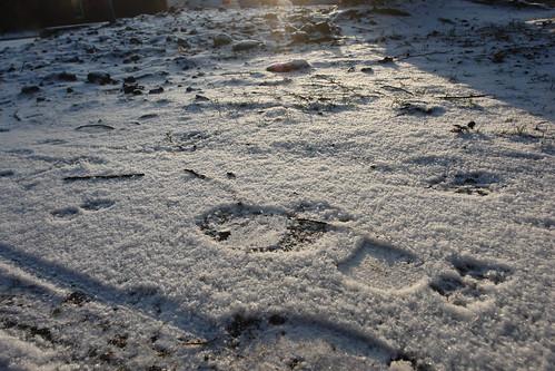 Footprint (mine)