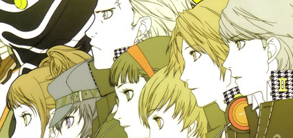 Cast of Persona 4