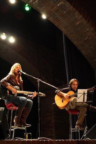 Cristina Narea en Valdemorillo