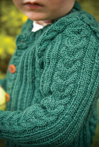 Green Day from Yarn Forward Magazine, No. 13 (June 2009)