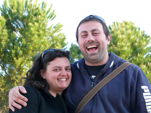 Giorgio y Manuela