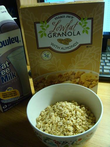 Dorm - Trader Joe's Granola