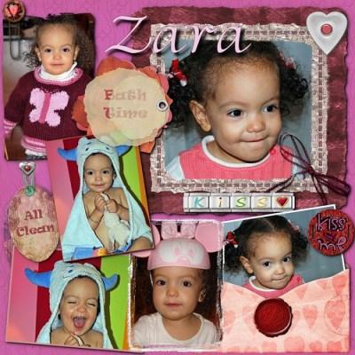 Zara 21 months