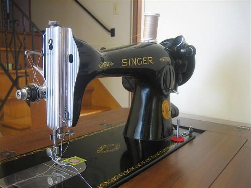 Singer 15-91