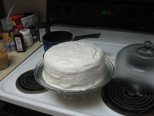 spread meringue