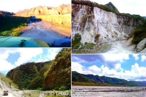 Pinatubo Desert Path