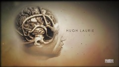House (Hugh Laurie) is the brains of the show