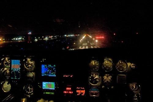 2991A Night Panel