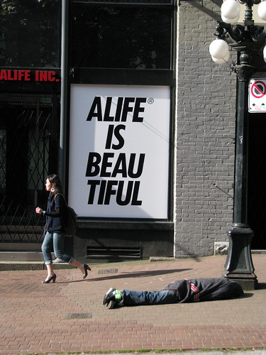 A LIFE IS BEAUTIFUL