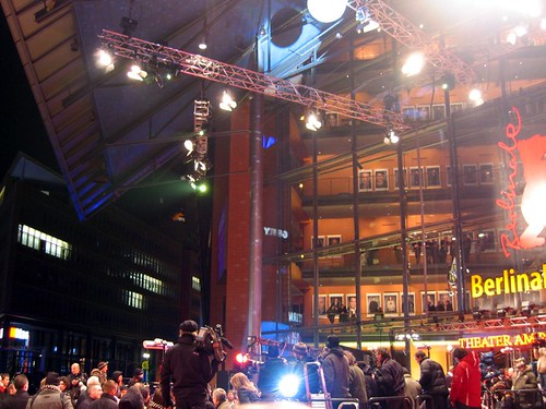 Red carpet even for Notorious at the Berlinale film festival.