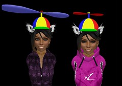 Whirly Hats