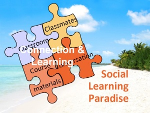 Social learning paradise