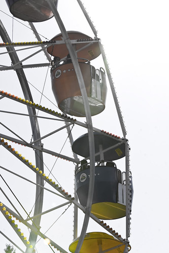 Victoria Day: Ferris Wheel