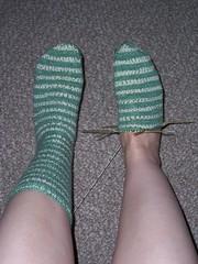 Socken!