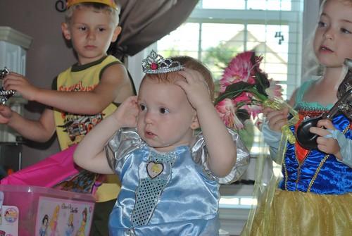 Princess Alyssa by you.