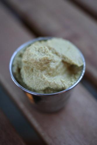 curry cashew cream