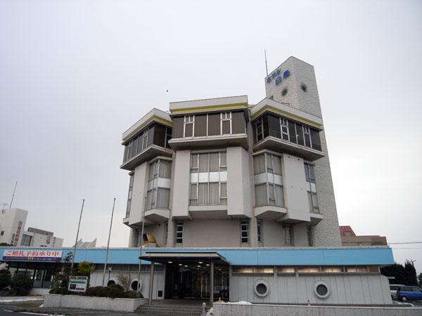 ホテル白鳥