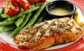 Fridays Lenten Low-Carb Salmon