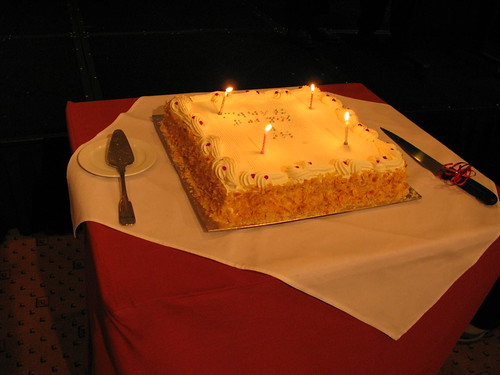 Cake to celebrate the bicentenary of louis braille (by moirabot)