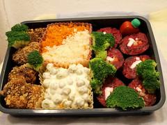 Végétarien, Bento, Recette, Cuisine, Zoé