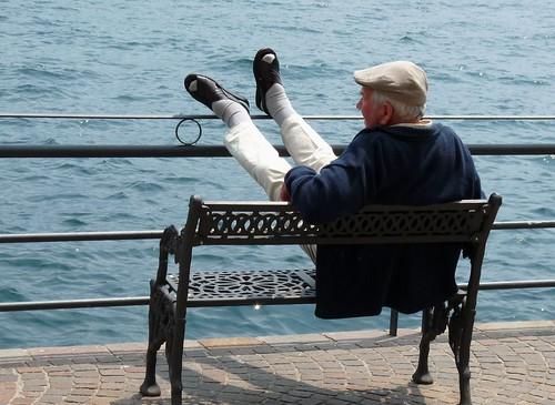 Ausruhen - have a rest