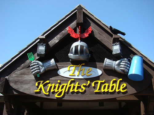The Knights Table