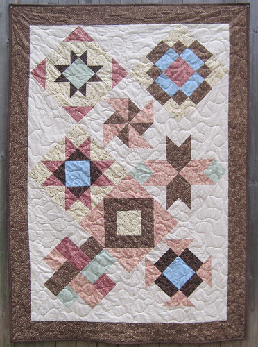 Quilt by Kristel