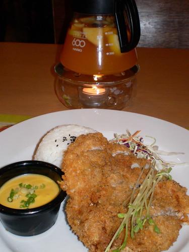 Tainan Crispy Boneless Chicken