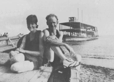DD and Fotser Batterham 1925