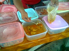 Sibu's Bandong stall 7a