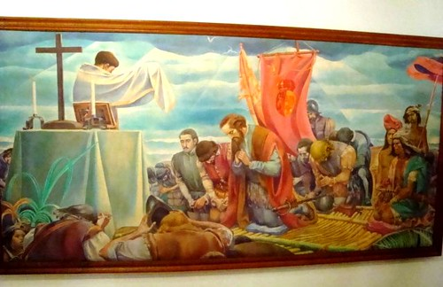 magellan's visit 1