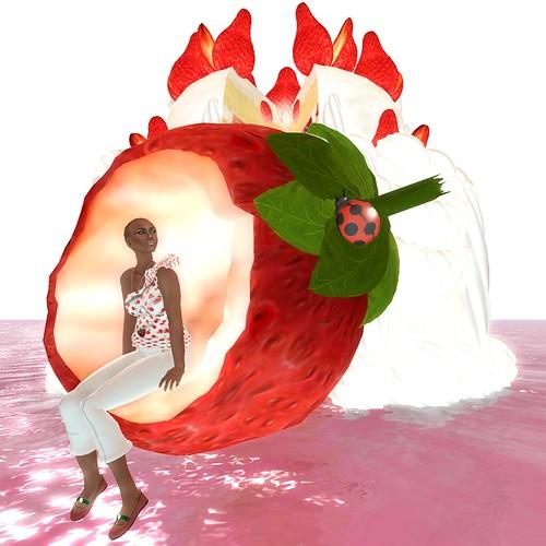 Strawberry Delight VI